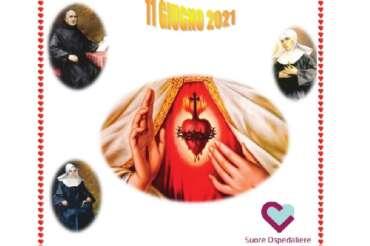 Festa del Sacro Cuore di Gesù 11 Giugno 2021